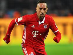Franck Ribéry kann sich ein Karriereende in München vorstellen