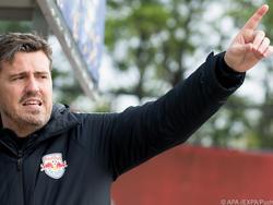 Coach Óscar Garcia weiß: Am Ende der Saison steht sein Team ganz oben