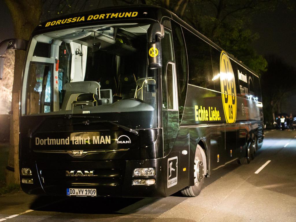 Festnahme nach Anschlag auf Borussia Dortmund: Verdächtiger wollte offenbar