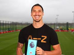 Das Lachen ist zurück: Zlatan Ibrahimović arbeitet an seinem Comeback