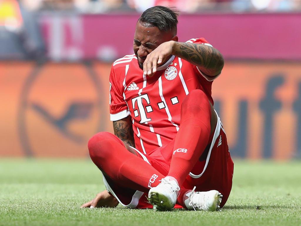 Weltmeister Boateng beendet Saison mit Muskelverletzung