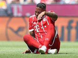 Jérôme Boateng hat eine von Verletzungen geplagte Saison hinter sich