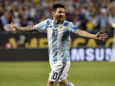 Lionel Messi erzielte gegen Panama gleich drei Tore