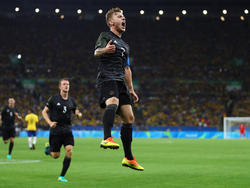 Max Meyer will in die A-Nationalmannschaft