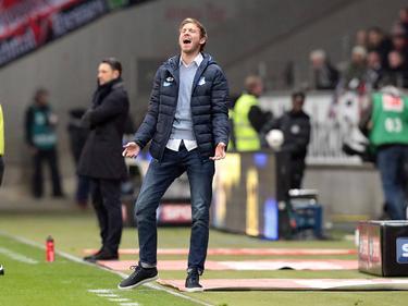 Hoffenheim-Coach Julian Nagelsmann erhebt schwere Vorwürfe