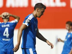 Matthias Rahn wird den Sportfreunden für zwei Spiele fehlen
