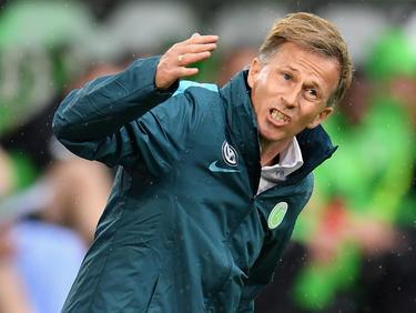 Andries Jonker en un duelo de la pasada Bundesliga. (Foto: Getty)