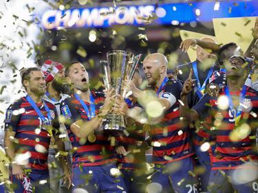 Estados Unidos se hizo en casa con la Copa Oro. (Foto: Imago)