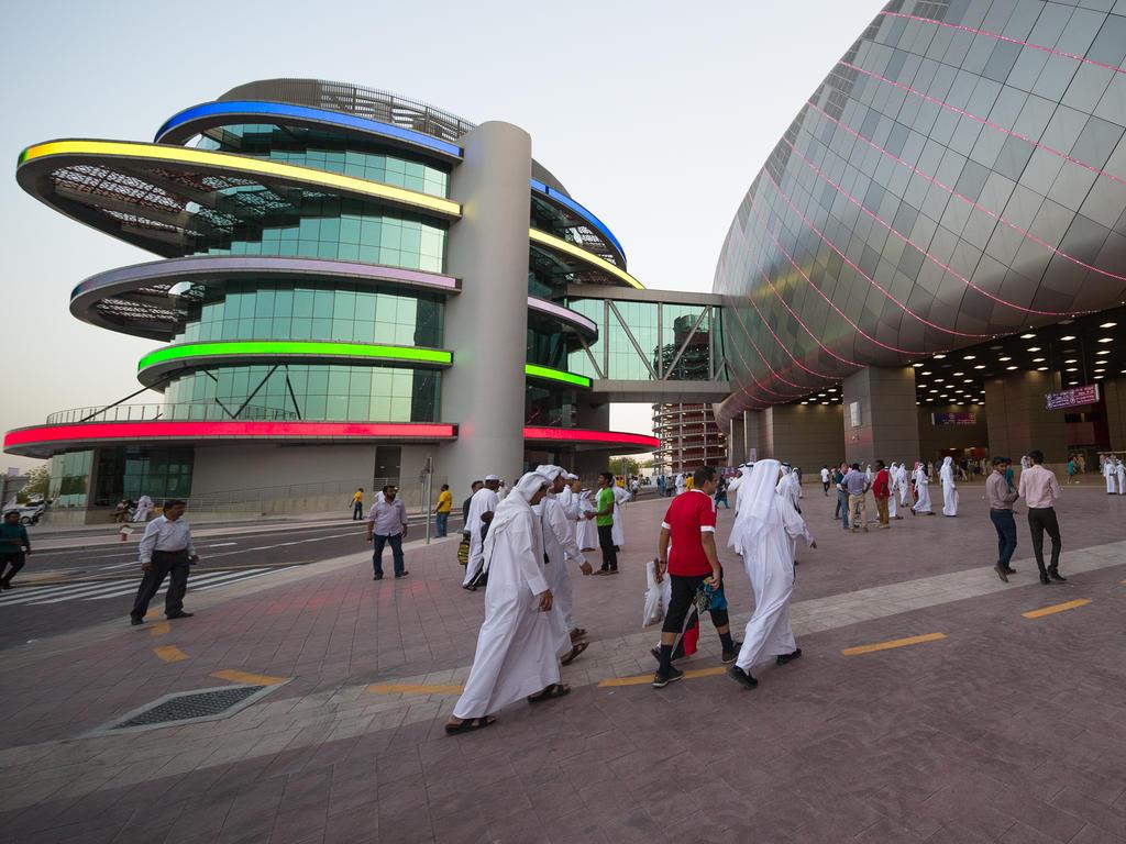 2022 findet die WM im Wüstenstaat statt