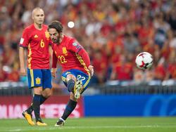 Isco brilló en el Bernabéu con un doblete. (Foto: Getty)