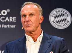 Karl-Heinz Rummenigge will von einem Vidal-Abgang nichts wissen