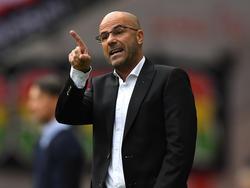 Peter Bosz und der BVB sollten das Spiel in Magdeburg nicht auf die leichte Schulter nehmen