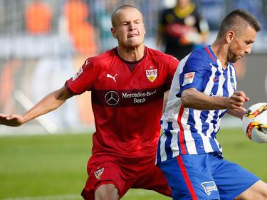 Adam Hloušek (l) wechselt nach Polen