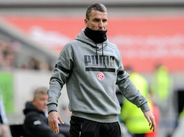 Kurz verliert bei seinem Trainerdebüt für Düsseldorf