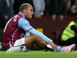 Aston Villa bestraft Agbonlahor für Fehlverhalten
