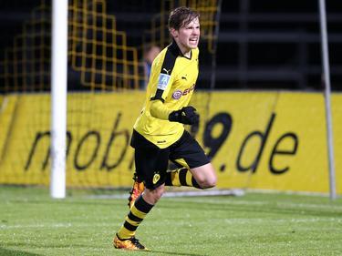 Tammo Harder stürmt künftig für Holstein Kiel