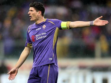 Mario Gomez wird die Fiorentina bald verlassen