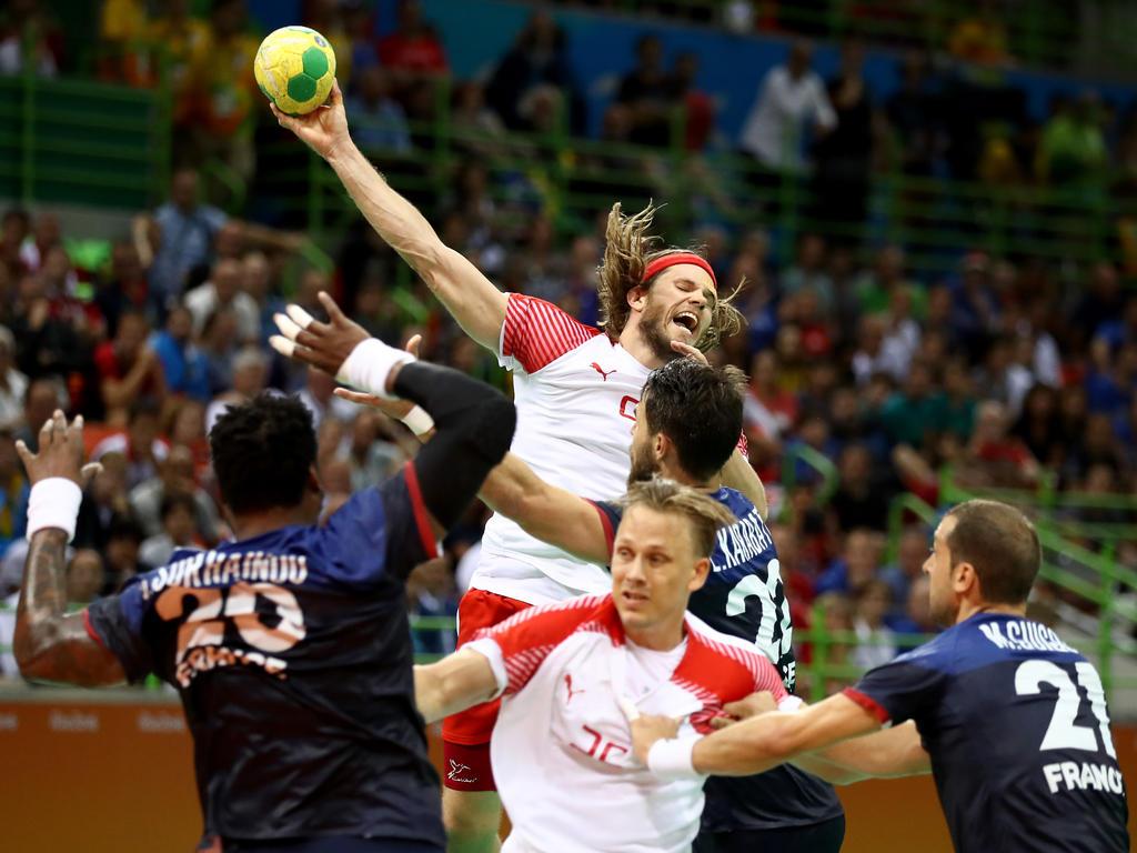 Mikkel Hansen und die Dänen haben Gold gewonnen