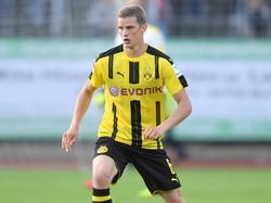 Sven Bender deja el Dortmund pero continuará en la Bundesliga. (Foto: Imago)