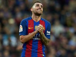 Gebrauchter Tag für den FC Barcelona