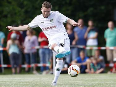 André Hoffmann ist nach seinem Wechsel nach Düsseldorf sofort verletzt