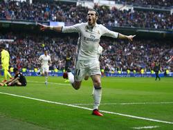 Gareth Bale feierte gegen Espanyol ein perfektes Comeback