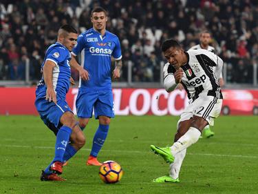 Alex Sandro marcó el segundo gol de la Juve. (Foto: Getty)