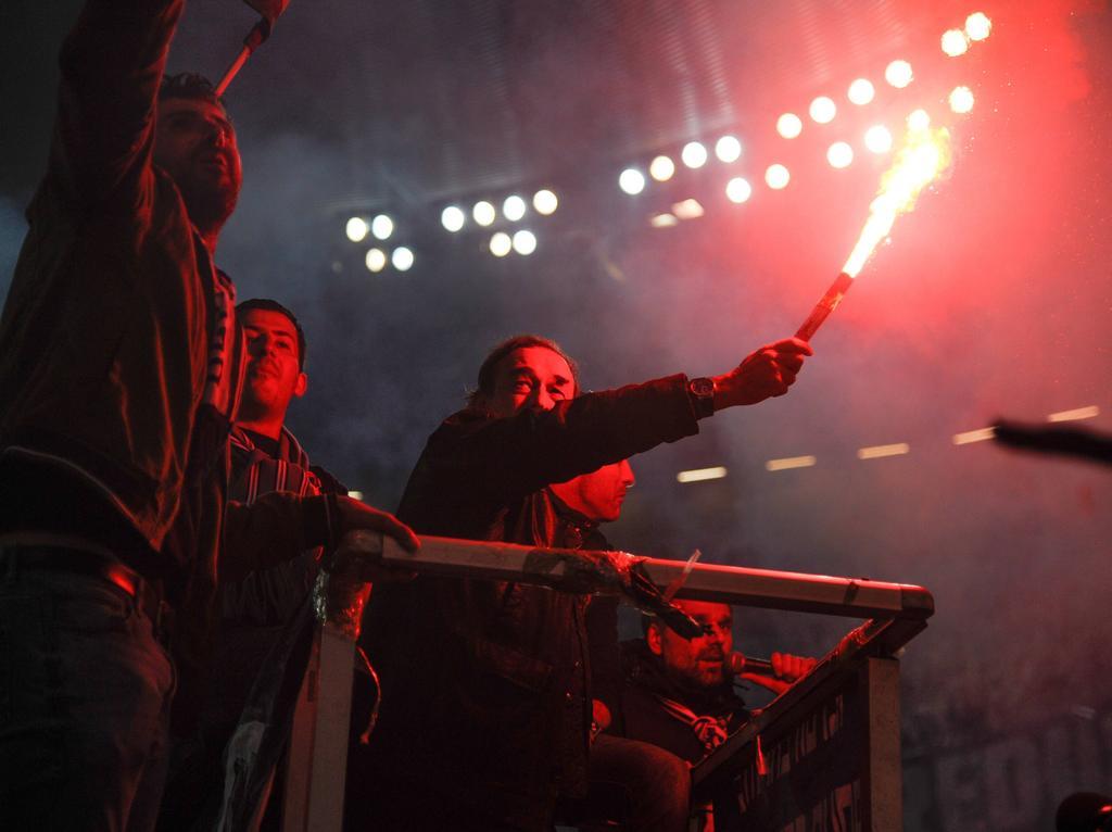 Jean-Louis Triaud wechselt ins Girondins-Fanlager