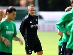 André Breitenreiter hofft auf die Rückkehr der Stimmung