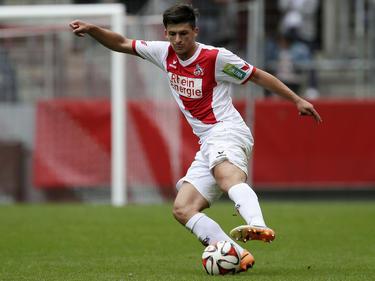 Jannis Nikolaou verlässt den FC