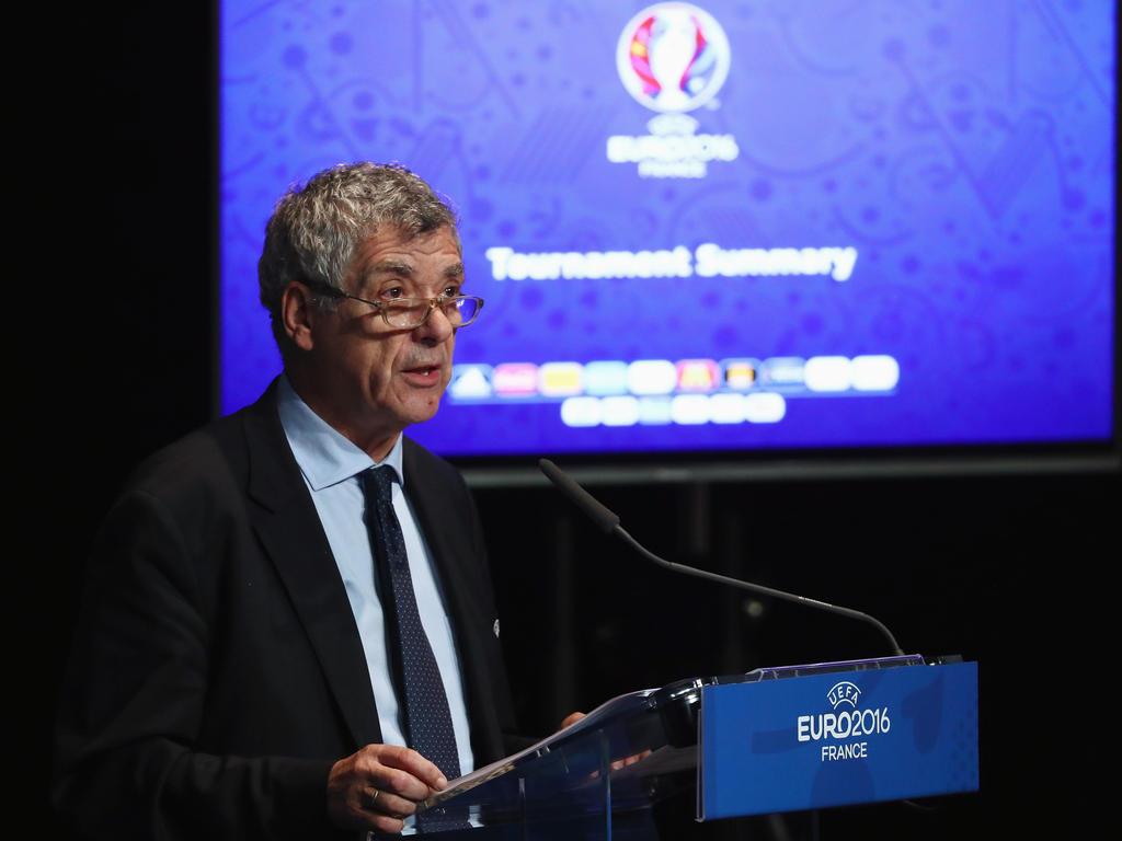 El actual presidente de la RFEF, Ángel María Villar, lleva en el cargo desde 1988. (Foto: Getty)