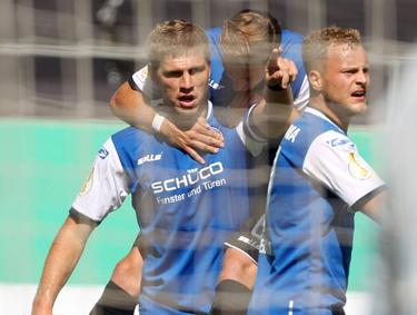 Fabian Klos brachte Bielefeld zwischenzeitlich in Führung