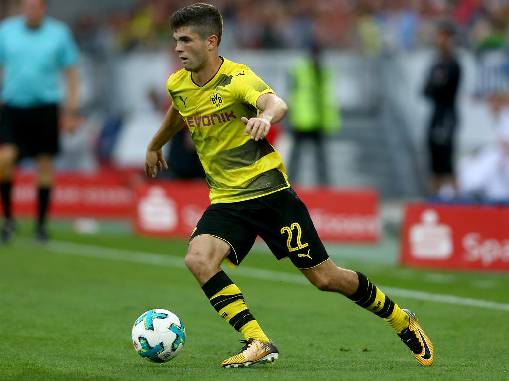 Cristian Pulisic (Borussia Dortmund)