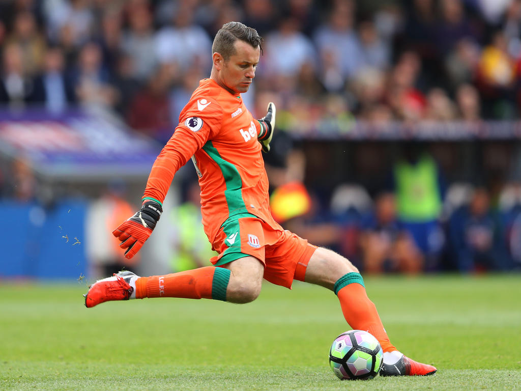 TOR: Shay Given