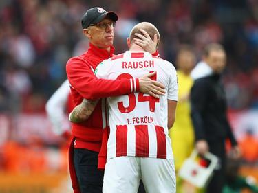 Peter Stöger war nach dem 0:0 gegen Bremen nicht wirklich zufrieden