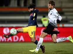 Zwei B-Teams trennten sich in Wolfsberg 0:0