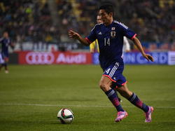 Yoshinori Muto könnte zum FSV Mainz 05 wechseln