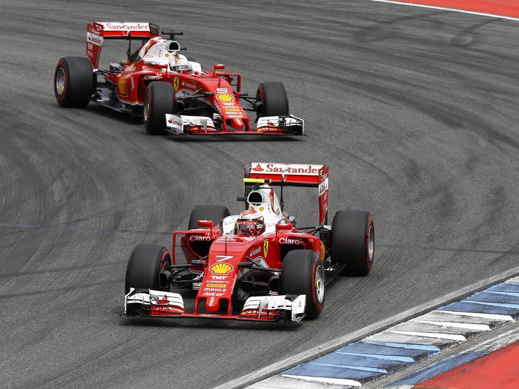 Neuer Diffusor: Ferrari erzielte mit dem Update Fortschritte in schnellen Kurven