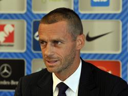 Aleksander Ceferin soll nach Russlands Willen UEFA-Chef werden