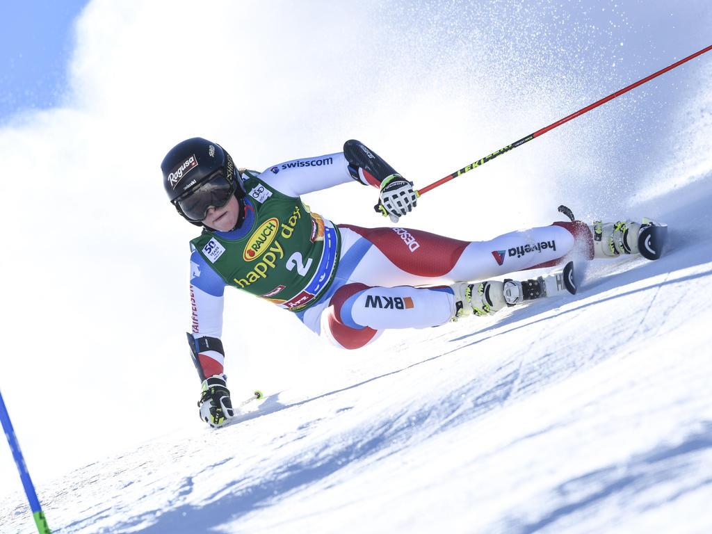 Lara Gut feierte beim Alpin-Auftakt ihren ersten Saisonsieg