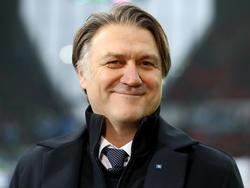 Ex-Klubboss Dietmar Beiersdorfer bleibt dem HSV erhalten