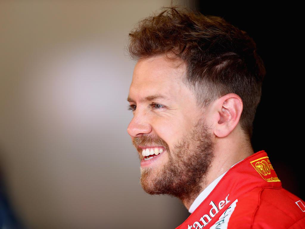 Auch dieses Jahr will Vettel Mercedes beim Start austricksen