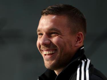 Lukas Podolski freut sich schon jetzt auf sein Abenteuer in Japan
