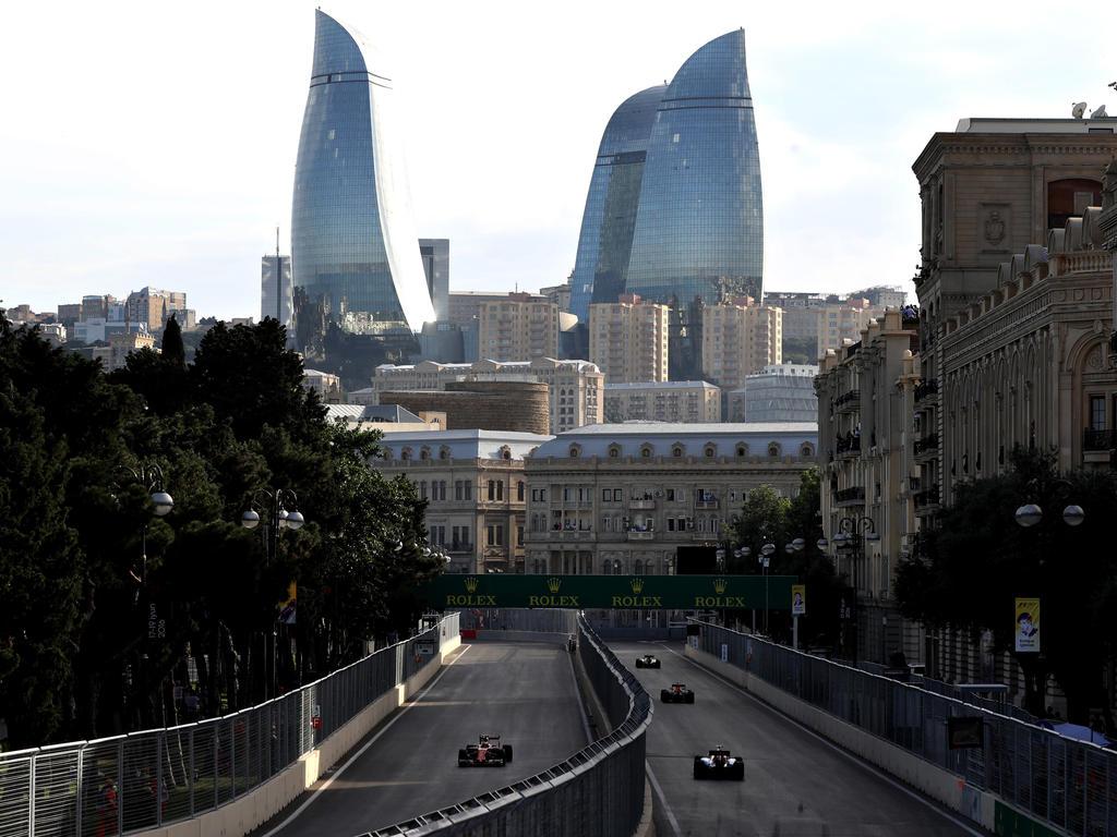 Baku City Circuit, Aserbaidschan