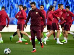 Atlético-Coach Diego Simeone bekommt so bald keine neuen Stars