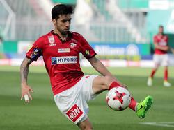 Paul Pârvulescu verlässt die Niederösterreicher