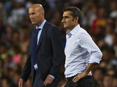 El planeta fútbol ya espera con ansia el Madrid-Barça. (Foto: Getty)