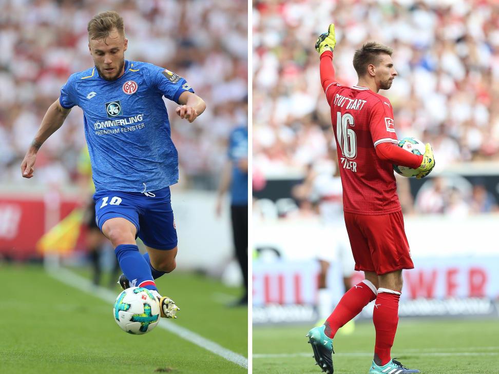VfB Stuttgart: Top-Abgang: Alexandru Maxim; Top-Zugang: Ron-Robert Zieler