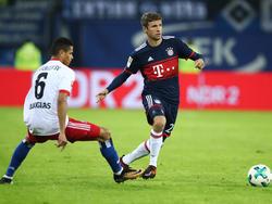 Thomas Müller droht eine längere Pause