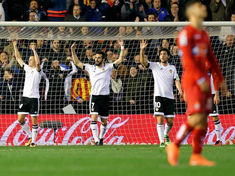 Valencia schlägt Espanyol 2:1 und beendet damit die Negativserie von zwölf Ligaspielen ohne Sieg